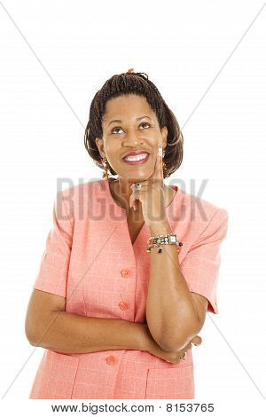 Businesswoman - Imagination