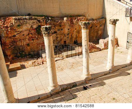 Cardo - Roman Street, Jerusalem