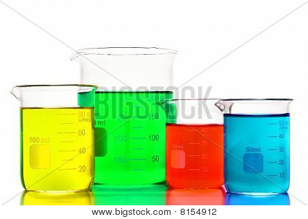 Equipment In Science Research Lab