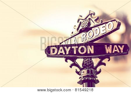 Rodeo Dayton Beverly Hills