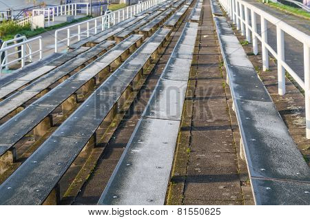 Long Rows Of Seats