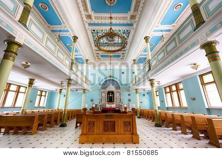 Synagogue In Riga