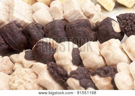 Soaps Chocolate And Vanilla