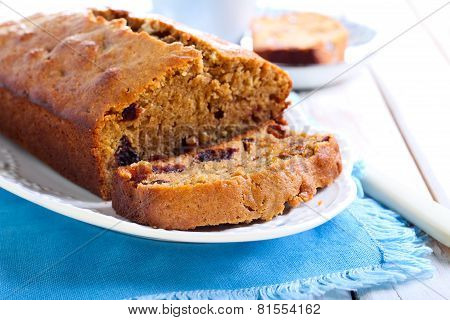 Date And Coffee Cake