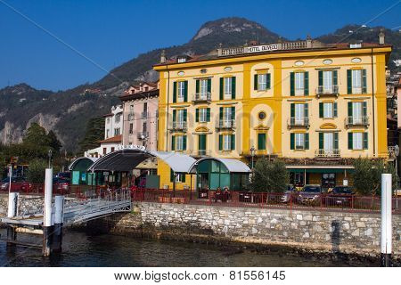 Varenna at Lake Como