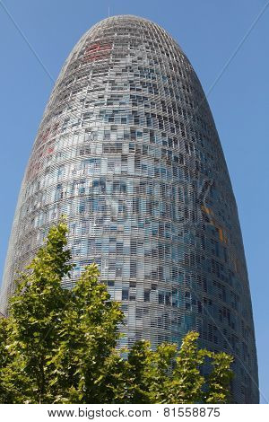 skyscraper  Agbar Tower