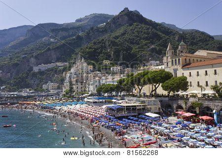 Costiera Amalfitana Cityscape