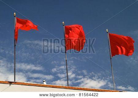 San Flags Beijing Tiananmen Place