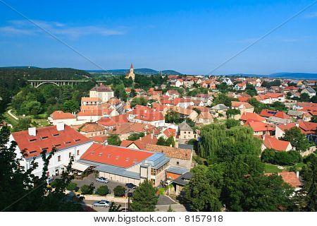Landscape In Veszprém