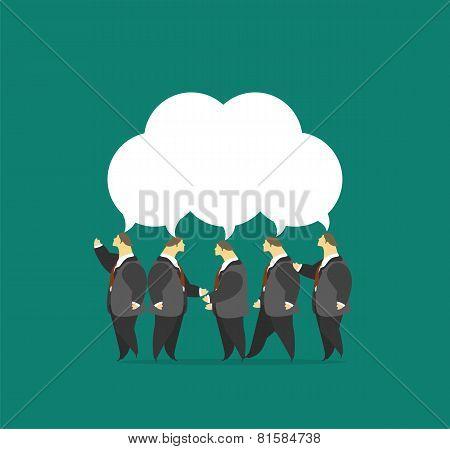 Business Concept Brain
