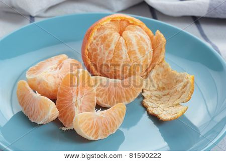 Tangerine.