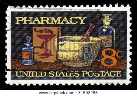 Pharmacy, 19Th Century Medicine