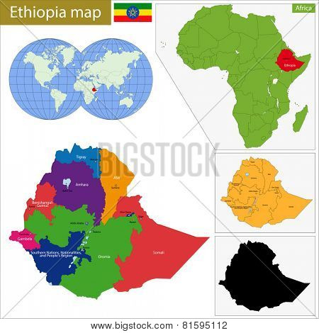 Administrative division of the Federal Democratic Republic of Ethiopia