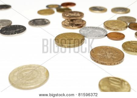 Foreign Money, Coins