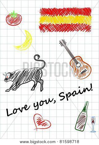 Love You Spain