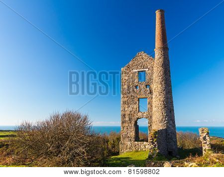 Carn Galver Mine Cornwall