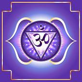 image of buddhist  - Ajna - JPG