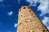 picture of mary jane  - Desert View Watchtower in Grand Canyon South Rim in Arizona - JPG