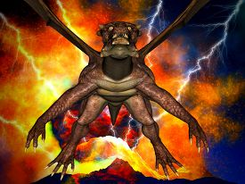 foto of doomsday  - Dinosaur doomsday came about at night - JPG