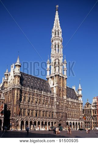 Town Hall, Brussels.