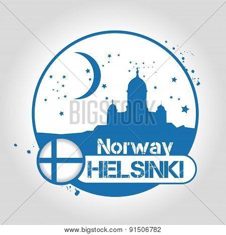 Stamp Helsinki