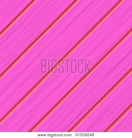 Pink Wood Diagonal Planks