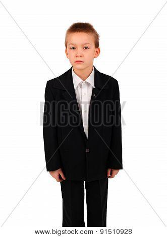 Serious Kid