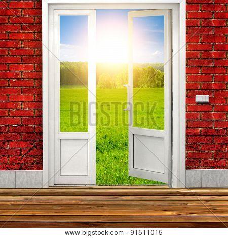 Door To Nature