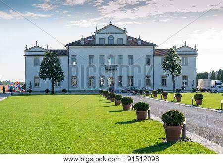 Villa Cornaro, Zimella, Italy