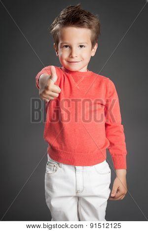 Positive Boy