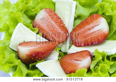 Salad - Colored And Tasty
