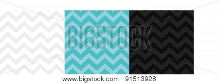seamless zig zag pattern vector background