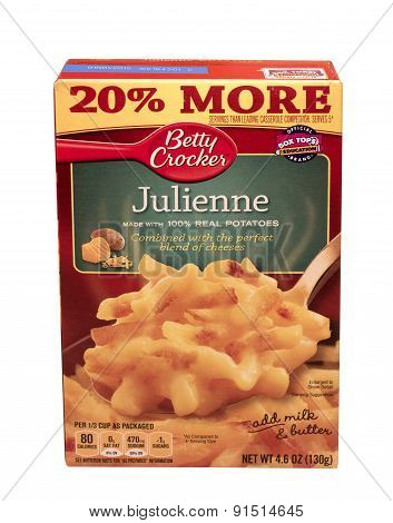 Julienne Potatoes
