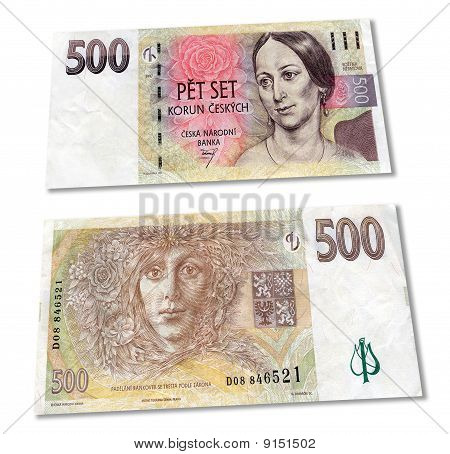 The Czech Money