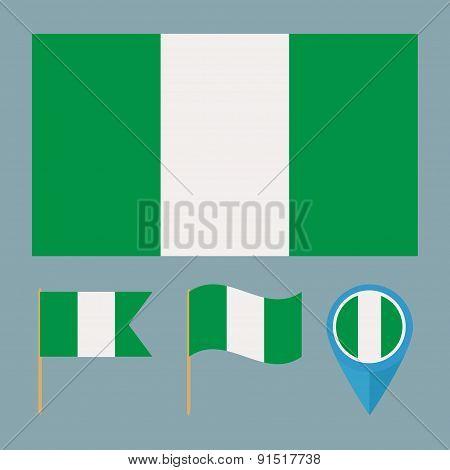 Nigeria,country flag