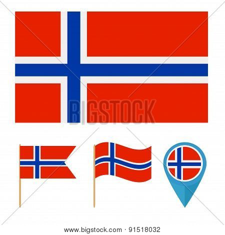 Norway,country flag