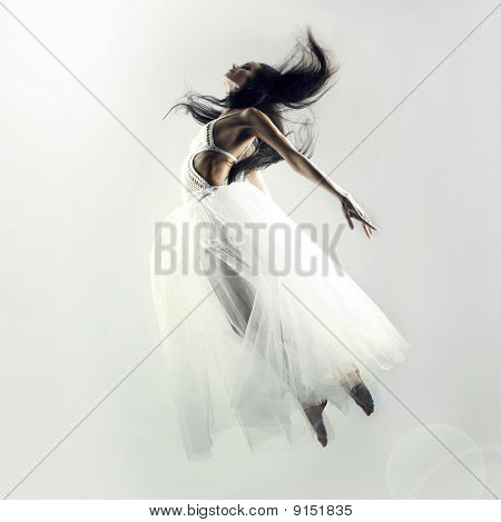 Fairy Flying Girl