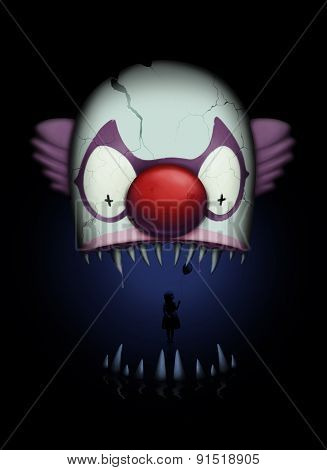 The Bite Of The Clown