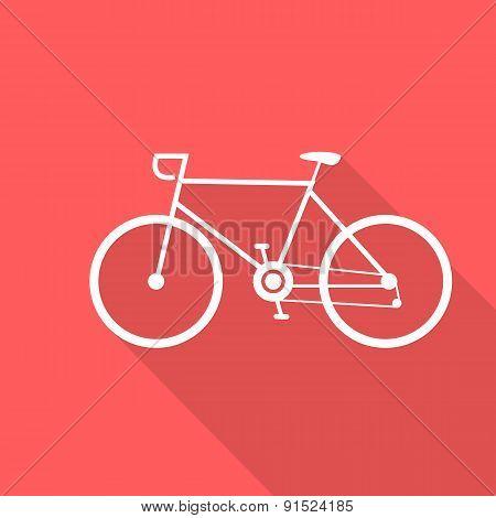 Sportbike Illustration For Your Design.