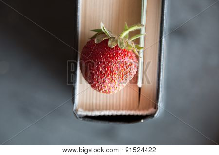 Strawberries And Cook Book