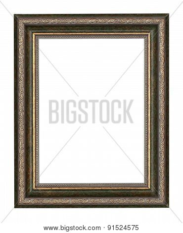 Vintage Frame For Photo. Isolated