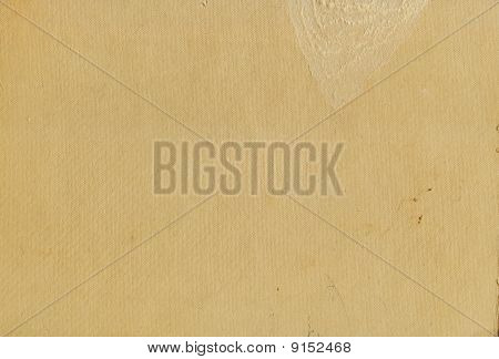 Textura de cartón vacía