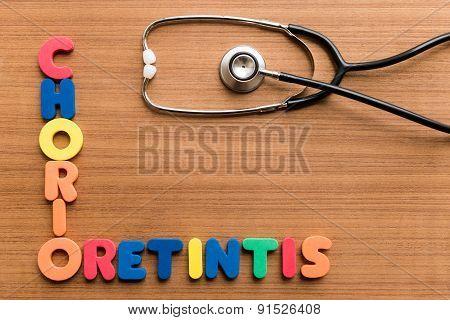 Chorioretinitis
