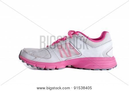 Women's Pink Running Shoe - Sneaker
