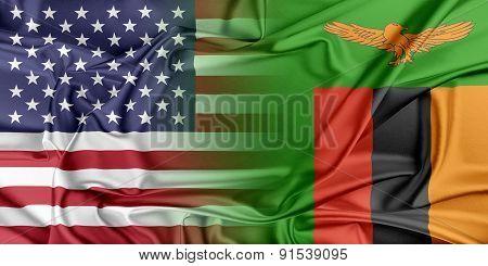 USA and Zambia