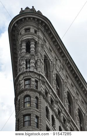 Flatiron Building in New York City
