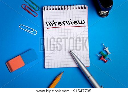 Interview Word