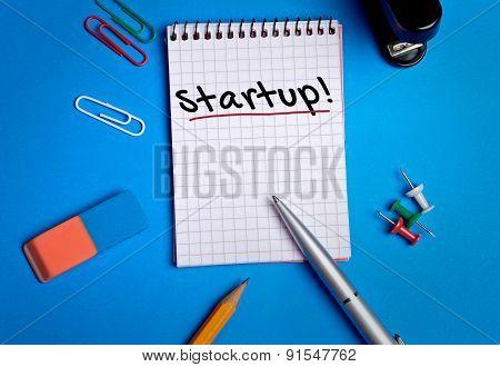 Start Up Word