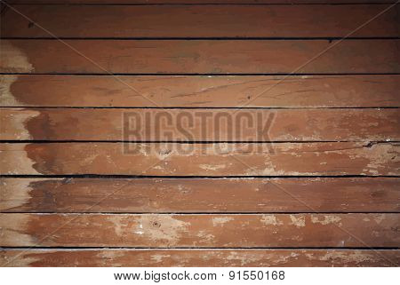 wooden background, vector