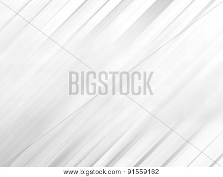 Grey and white abstract blurred diagonal background